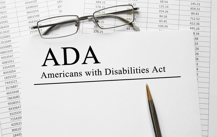 ADA Website Compliance